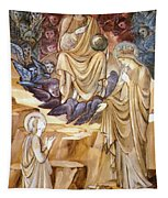 The Vision Of Saint Catherine Tapestry