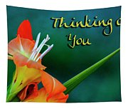 Thinking Of You Tapestry