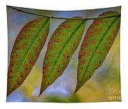 Three Leaves Tapestry