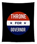 Throne For Governor 2018 Tapestry
