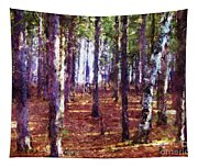 Through The Forest Tapestry