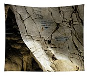 Tien Ong Cave - Halong Bay, Vietnam Tapestry