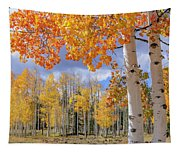Touch Of Fall Tapestry