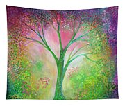 Tree Of Tranquility Tapestry