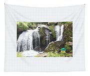 Triberg Waterfalls Landscape Tapestry