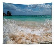 Tropical Fantastic View Tapestry