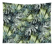 Tropical Leaves I Tapestry