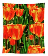 Tulips 2019d Tapestry