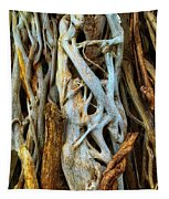 Twisted Tree Limbs Tapestry