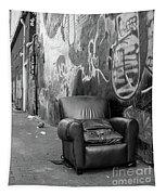 U Street Chair Washington Dc Tapestry