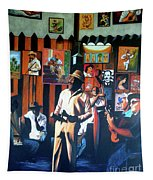 Uncle Bar Tapestry