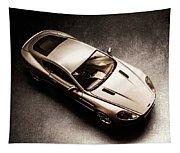 Underground Racer Tapestry