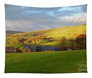 Upper Wensleydale And Lovely Seat From Hawes In Yorkshire Dales Tapestry