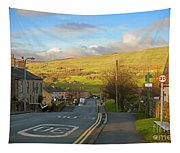 Upper Wensleydale From Hawes Yorkshire Dales National Park Tapestry