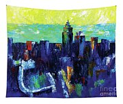 Urban Revisited Tapestry