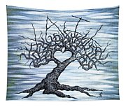 Vail Love Tree Tapestry