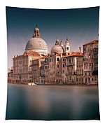 Venice Grand Canal Tapestry by Miles Whittingham