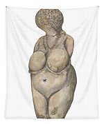 Venus Of Kostenski Tapestry