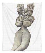 Venus Of Merhgargh Tapestry