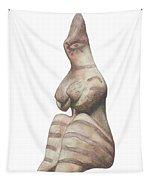 Venus Of Tel Haraf Tapestry
