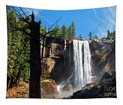 Vernal Fall, Yosemite National Park Tapestry
