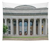 View Of Massachusetts Institute Tapestry