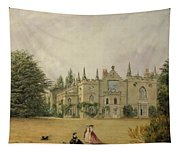 View Of Strawberry Hill Middlesex Tapestry