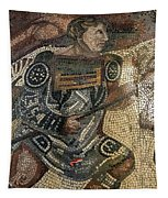Villa Borghese Fighter Tapestry