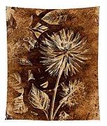 Vintage Blossom Tapestry