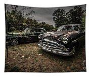 Vintage Cars Goshen Nh Tapestry
