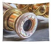 Vintage Opera Glasses Tapestry