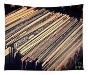 Vinyl Records Tapestry