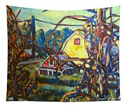 Wadsworth Avenue Again Tapestry