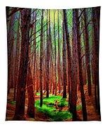 Waihou Forest  - Maui Tapestry