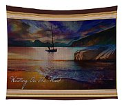 Waiting On The Wind Tapestry