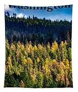 Washington - Gifford Pinchot National Forest Tapestry