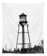 Weldwood Water Tower Tapestry