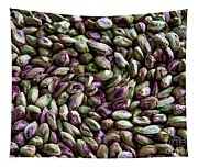 Whirling Pistachios Tapestry