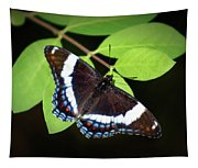 White Admiral Butterfly Tapestry