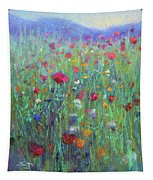 Wild Meadow Tapestry