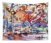 Williamsburg Color Tapestry