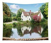 Willy Lott's House Tapestry