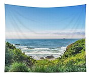 Wind And Waves Tapestry