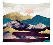 Wine Lake Tapestry