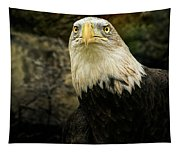 Winter Eagle Tapestry