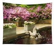 Winterthur Spring Pond Tapestry