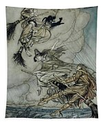 Witches, 1907 Tapestry