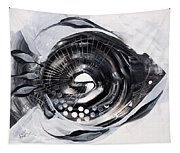 X Ray Fish Tapestry