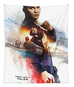 xXx Return of Xander Cage Tapestry