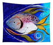 Yellow Fin Integral Tapestry